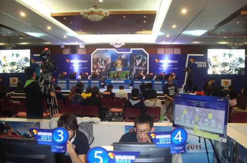 Phi Đội Việt Nam đăng quang vô địch GNGWC 2011 1