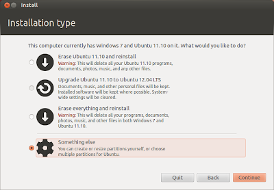 Install Ubuntu 12.04 LTS Precise Pangolin alongside Windows | Linux | loewyicom