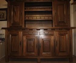 benita faq demande conseils pour relooker ces meubles en ch ne fonc. Black Bedroom Furniture Sets. Home Design Ideas