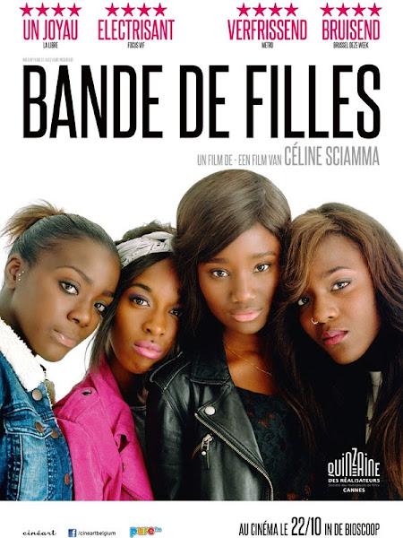 Τα Κορίτσια (Bande De Filles) Poster