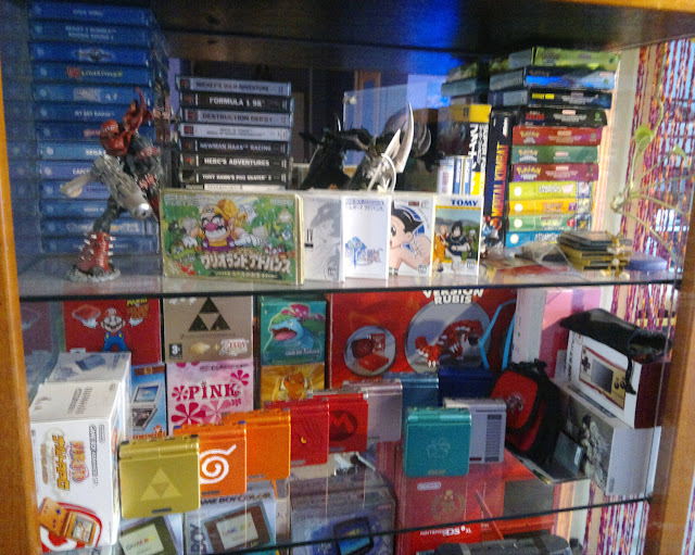 Ma petite collection G&W, GB, consoles et figurines divers. 2012-08-16-376