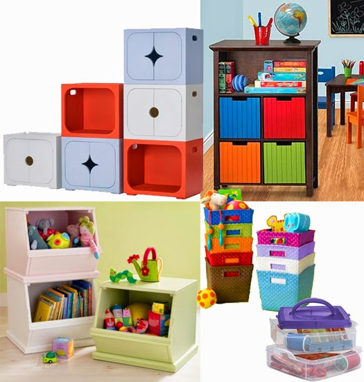 Baby Nursery Storage Guide