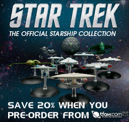Find Star Trek starships at TFAW.com!