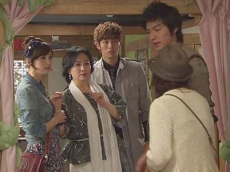 Im Seul Ong, Son Ye Jin, Lee Min Ho, Choi Eun Seo, Park Hae Mi