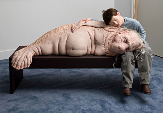 Escultura de Patricia Piccini