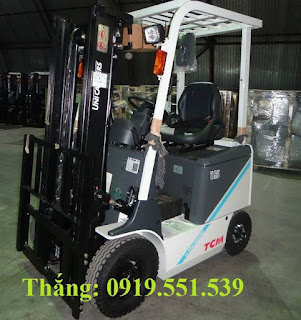 Battery Forklift 1.5 - 3.0 tons Japan