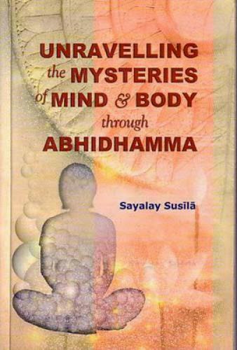 Abhidhamma Free Live Online Seminar