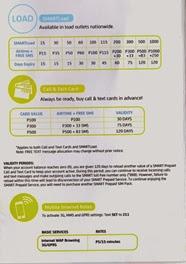 SMART LTE(4G) PRIPAID SIM(5)