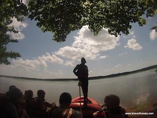 10 Nile Rafting Jinja, Uganda Jun14