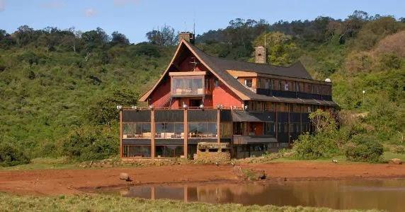 Férias no Quénia - Perque Nacional de Aberdare
