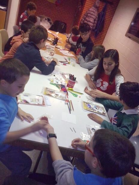 cursos de magia para niños en Madrid