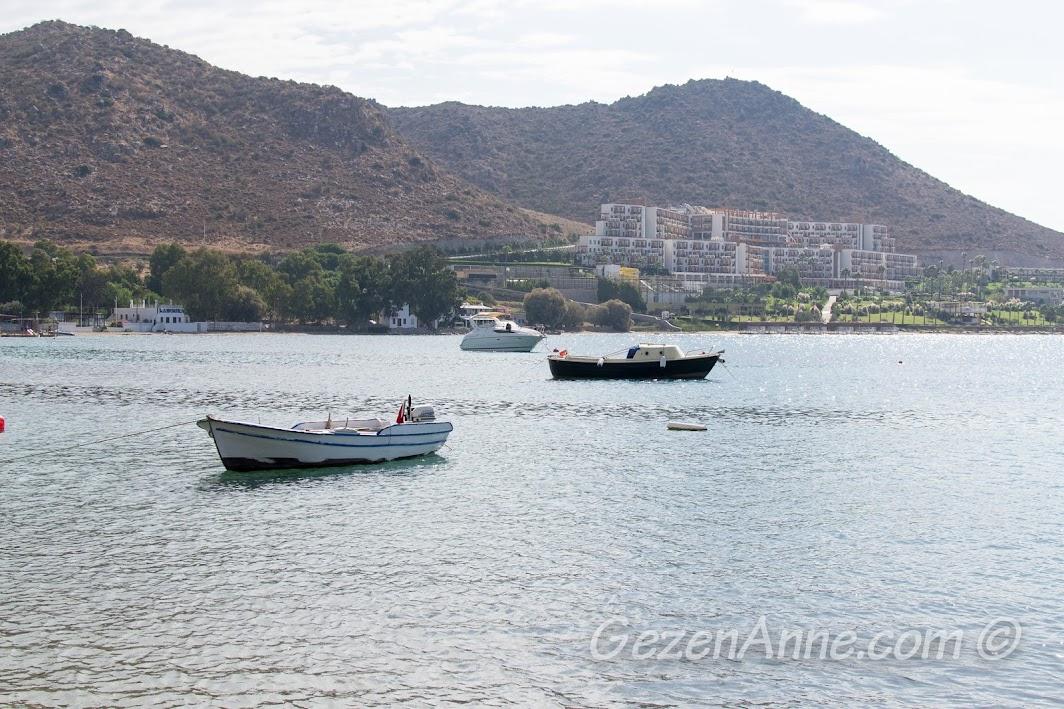 Bodrum, Akyarlar denizi