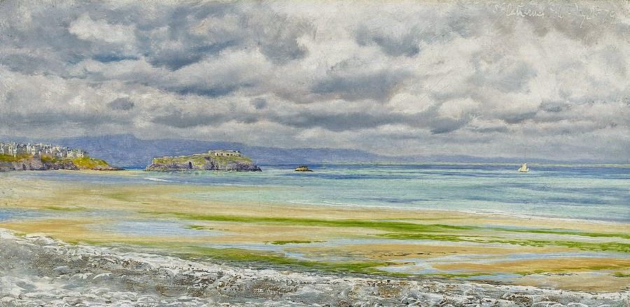 John Edward Brett - St. Catherine's Isle