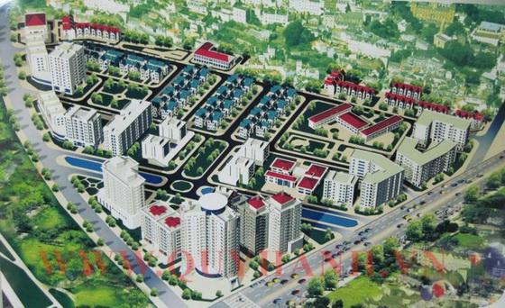 chung cư OCT1 khu đô thị mới Resco - Xuân Đỉnh