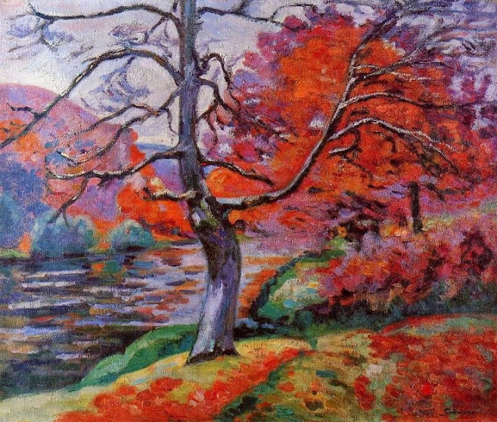 Armand Guillaumin - Echo Rock c.1905