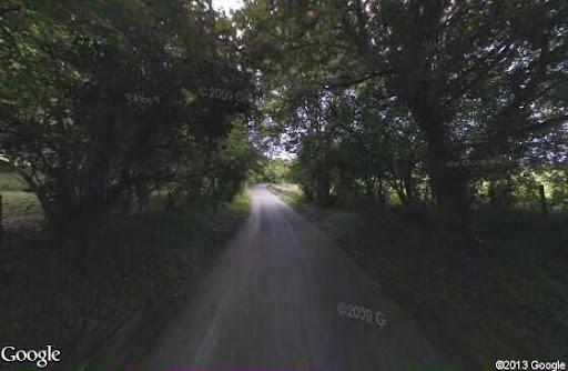 Spooky lanes