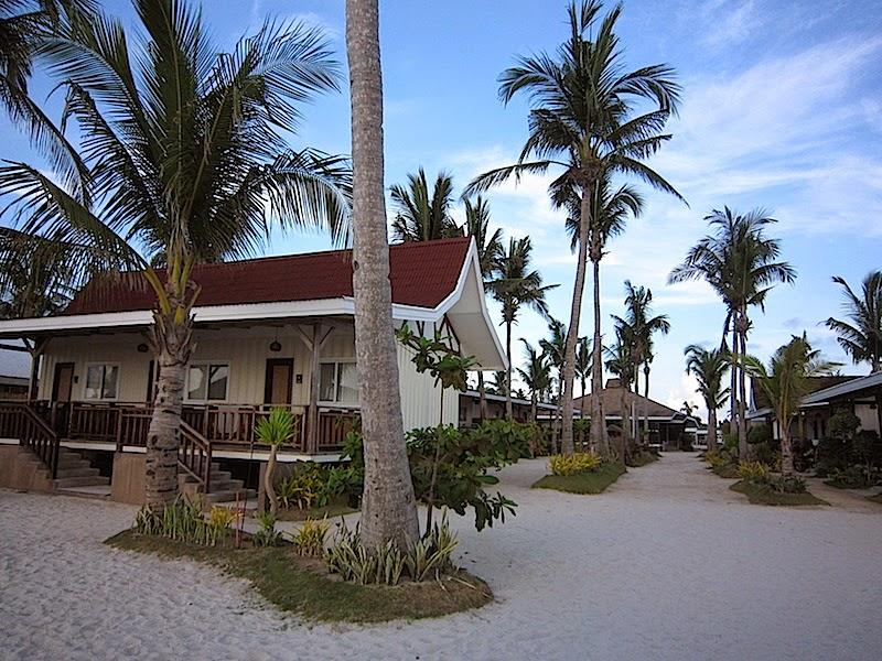 Anika Island Resort in Bantayan Island