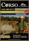 Cartel realizado para el Curso de Joel Salatin en Finca La Donaira
