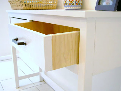 small sideboard drawer