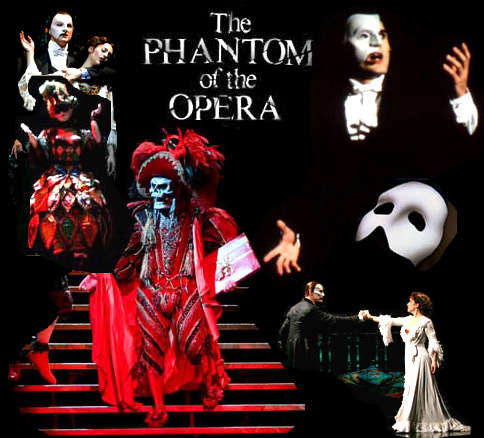 Phantom of the Opera - Think of Me Lyrics