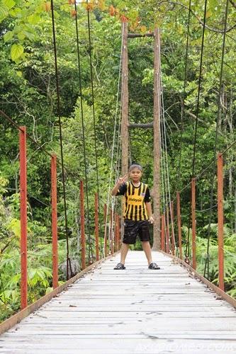 jambatan gantung