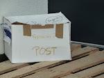 Unser Briefkasten...
