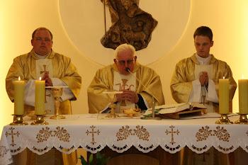Odpust kaplicy Dobrego Pasterza - ks. kan. Ignacy Rapior