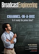 Broadcast Magazine December 2012