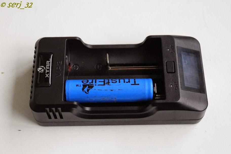 GearBest: Хорошая, но не самая бюджетная зарядка XTAR VP2
