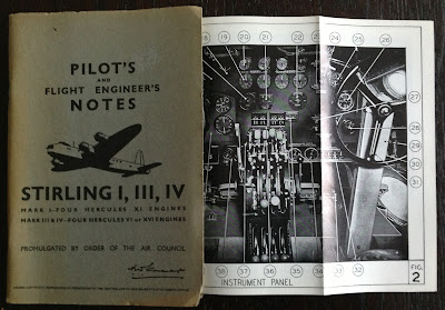 Pilot's and flight engineer's notes. Short Stirling I, III, IV.