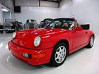 1990 PORSCHE CARRERA 2 CABRIOLET, LOW MILES, TIPTRONIC TRANSMISSION, POWER SEATS