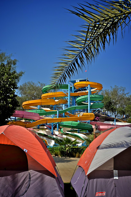 Dreamland Aquapark in Umm Al Quwain