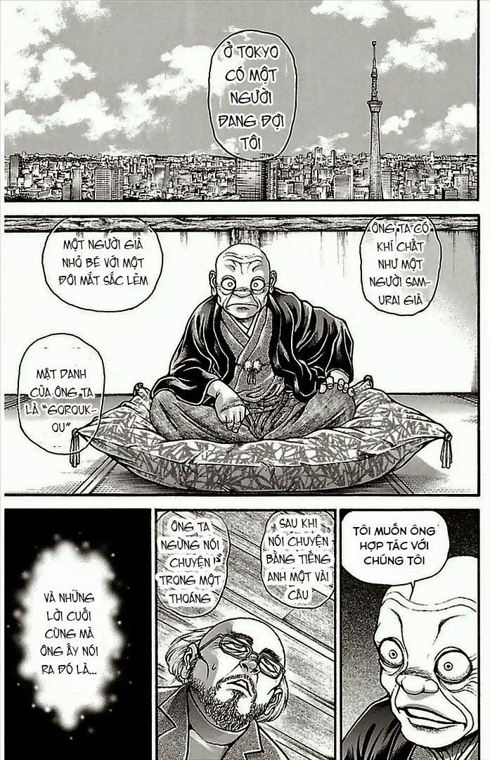 Baki Dou chap 5 page 12 - IZTruyenTranh.com