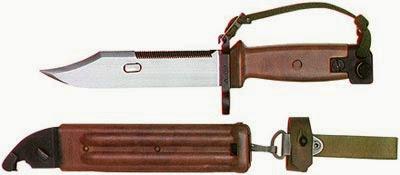 штык к АМК-74