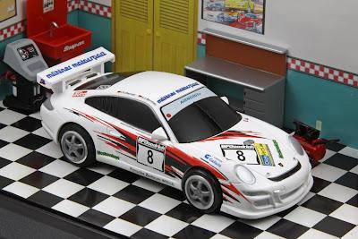 Porsche GT3 Cup Muehlner MS 1