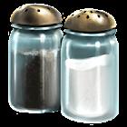Contenitori del sale e del pepe