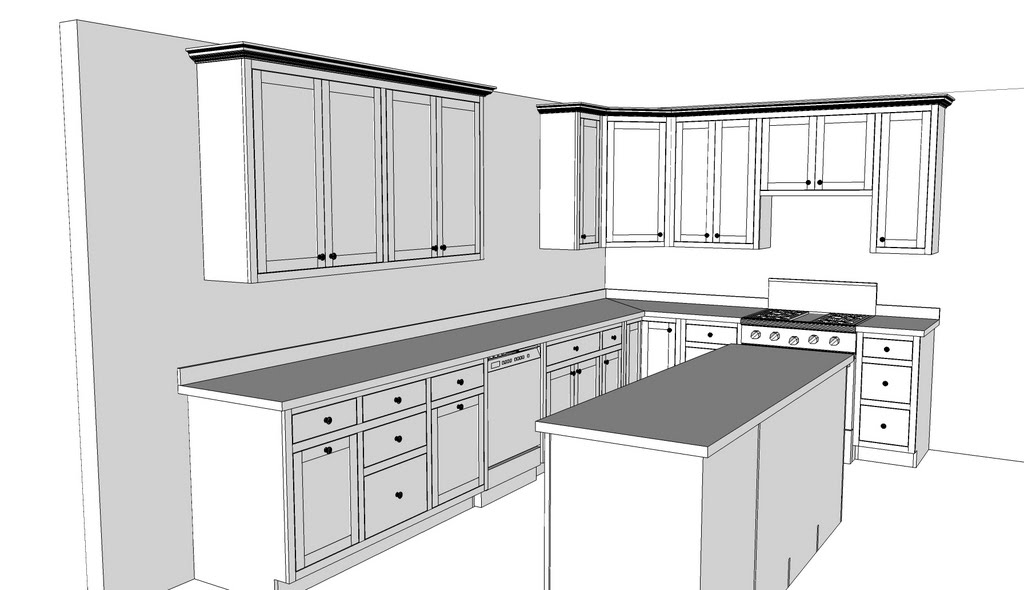 Cabinet Renderings Page 2 Finish Carpentry Contractor Talk