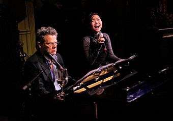 10/29/08 - David Foster's 59th Birthday Party - Bon Appétit Supper Club and Café, New York, NY 108977144