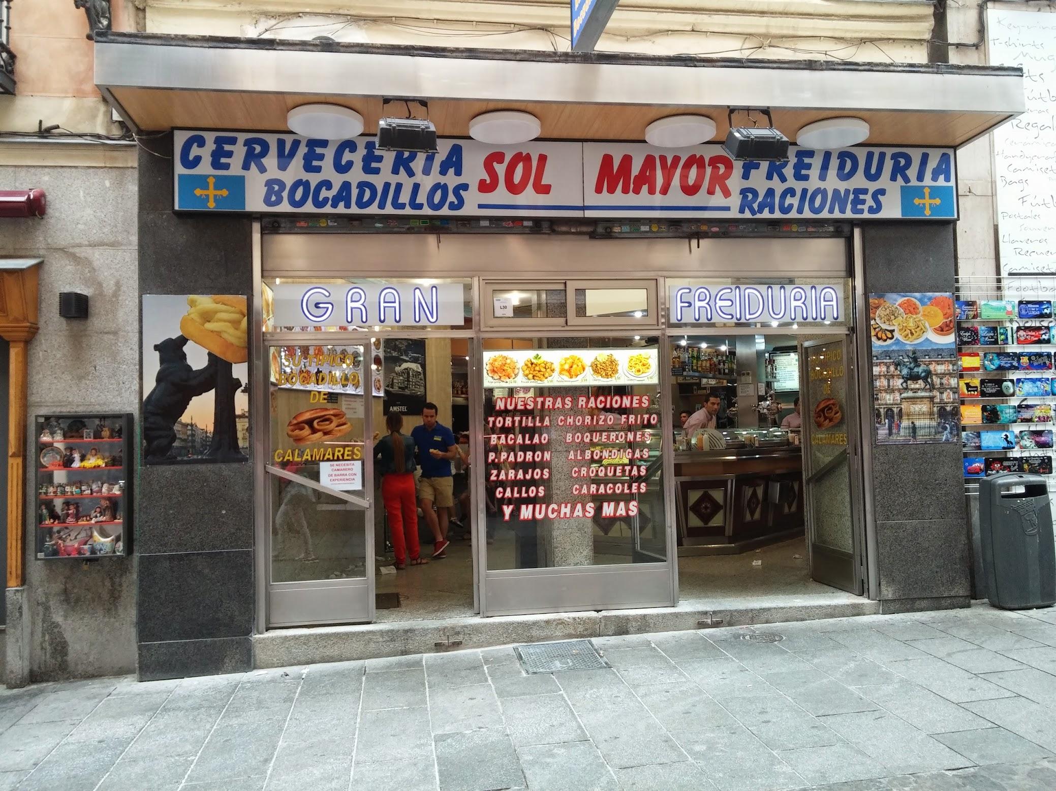 Cerveceria Sol Mayor