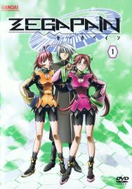 Zegapain Anime