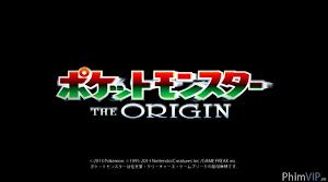 Nguồn Gốc Pokemon - Pocket Monster The Origin poster