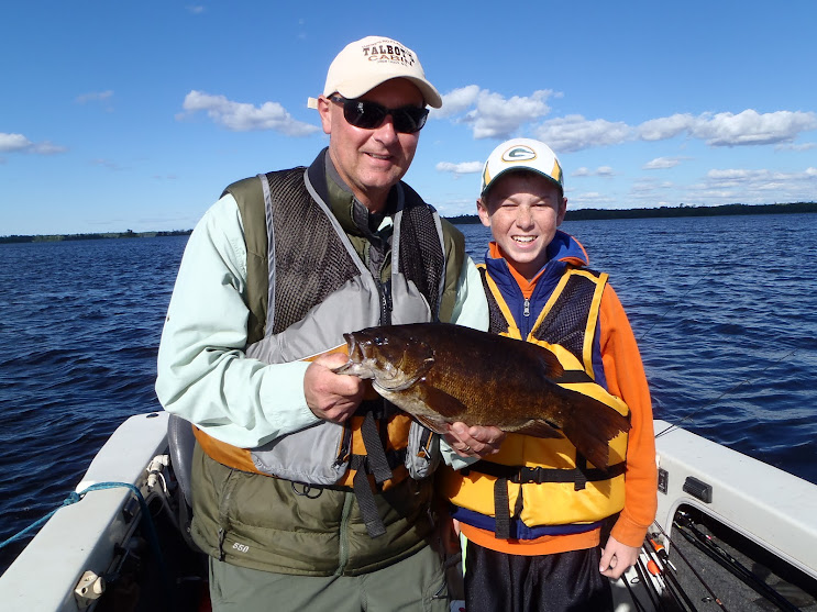 Testimonials bobber down guide service turtle flambeau for Wisconsin fishing guides