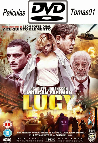 Lucy (2014) DVDRip