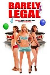 Barely Legal - Khỏa thân hợp pháp