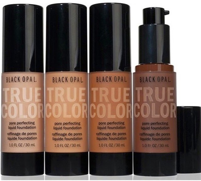 NEW Black Opal True Color Pore Perfecting Liquid Foundation Now