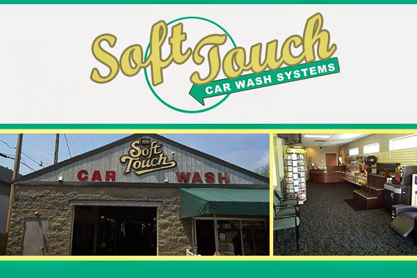 Car Wash Dayton Ohio Soft Touch Car Wash Systems Logo