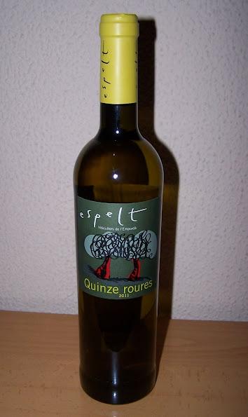 Espelt Quinze Roures 2011