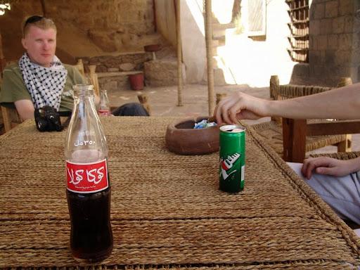cola in arabic