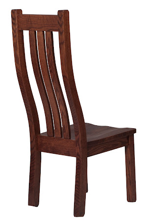 Winslow Dining Chair in Heritage Oak