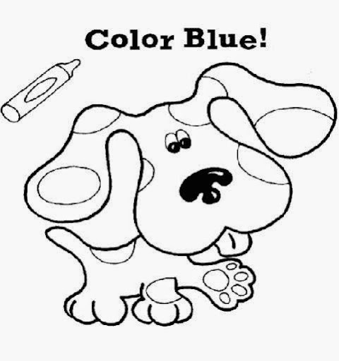 Free Nick Jr Coloring Pages